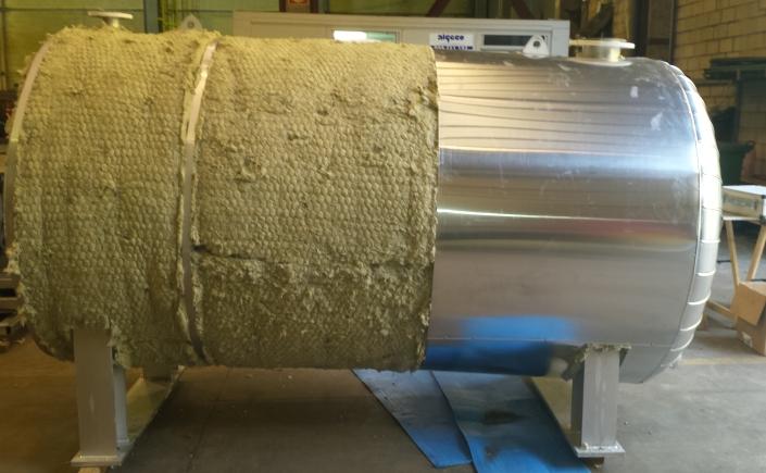 Aislamientos t rmicos y ac sticos p gina 2 hyn for Aislamiento lana de roca