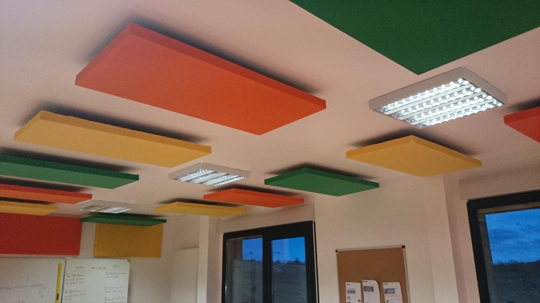 Panel techo 2 hyn empaquetaduras e importaciones sac - Aislantes acusticos caseros ...